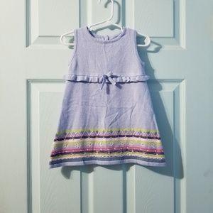 |nwot|•gymboree sweater dress 12-18mos•